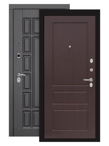 дверь нью-йорк орех премиум