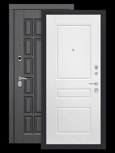 дверь нью-йорк белый софт