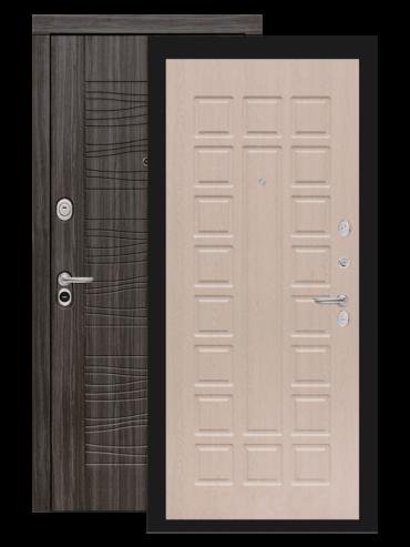 дверь сканди 04 белёный дуб