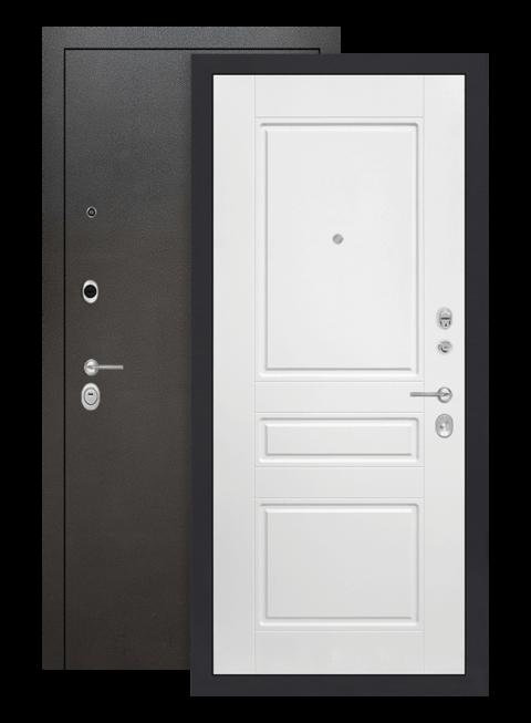 дверь сильвер белый софт