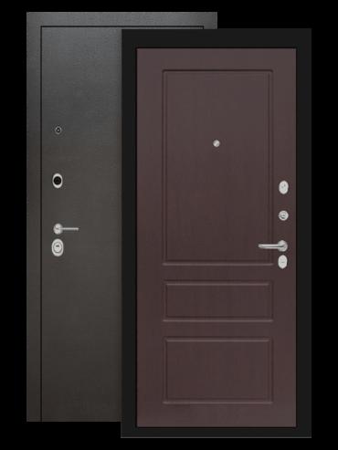 дверь сильвер орех премиум