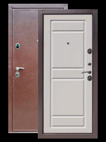 Входная дверь Троя венге светлый