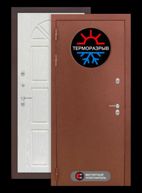 Дверь входная Термо магнит алмон 25