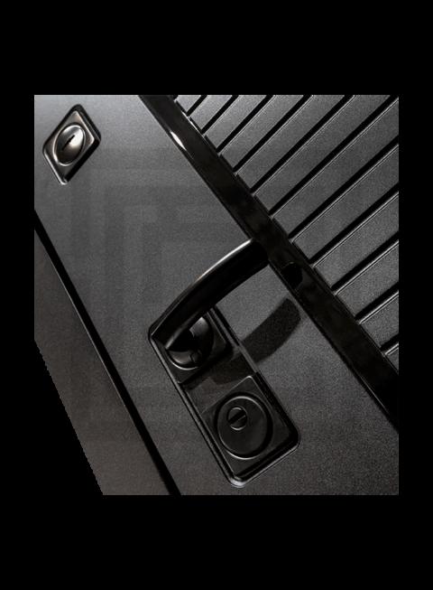 Входная дверь Piano фурнитура